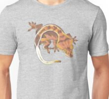 Red Crested Gecko  Unisex T-Shirt