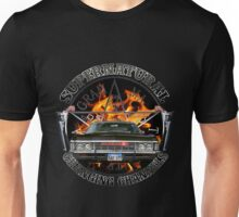 Supernatural changing channels silver 2 Unisex T-Shirt