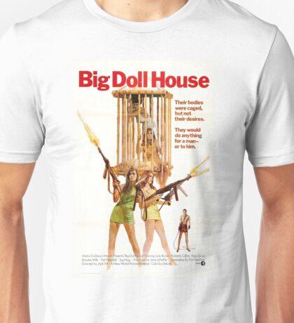 Big Doll House Alt (Green) Unisex T-Shirt
