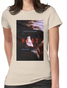 HEAT 8 Womens Fitted T-Shirt