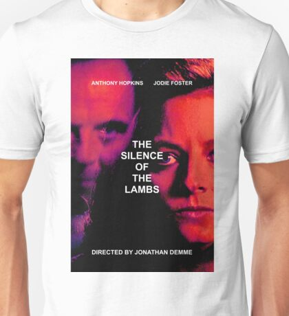 THE SILENCE OF THE LAMBS 8 Unisex T-Shirt