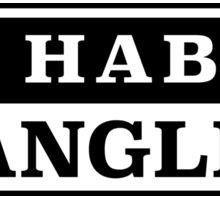 Se habla Spanglish Sticker