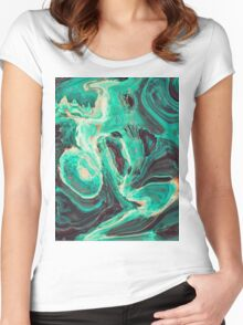 Vajak Women's Fitted Scoop T-Shirt