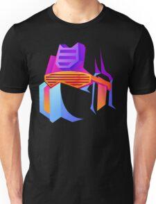 Retro Soundwave Unisex T-Shirt