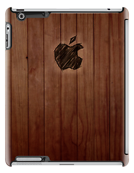 Carved Apple iPhone case by Sarah  Mac