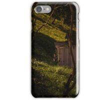 Homeless iPhone Case/Skin