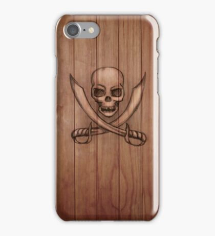Pirate iPhone & i Pad case iPhone Case/Skin