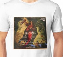 Handel, Ode for Saint Cecilia's Day Classical lp Unisex T-Shirt