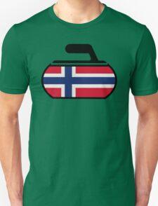 Norwegian Curling Unisex T-Shirt
