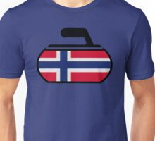 Norwegian Curling Unisex T-Shirt