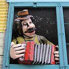 La Boca Window by Darren Freak