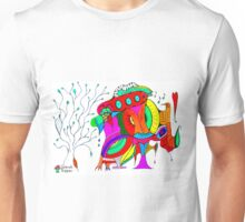 Tree Music Unisex T-Shirt