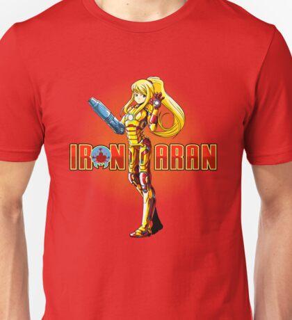 Iron Samus Unisex T-Shirt