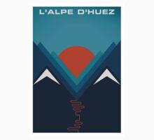 L'Alpe D'huez One Piece - Short Sleeve
