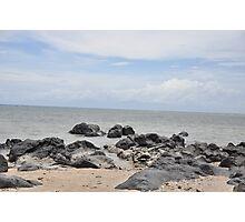 Bama Beach, Banyuwangi Photographic Print