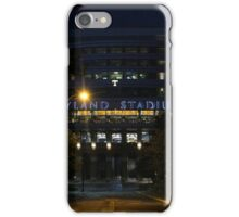 Neyland Stadium at Night iPhone Case/Skin