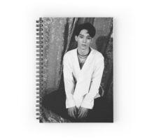 lotto chen exo Spiral Notebook