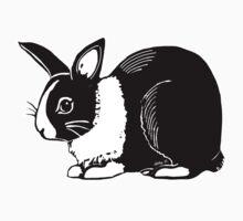 Dutch Rabbit One Piece - Short Sleeve