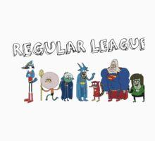 Reglar Leaugue One Piece - Short Sleeve