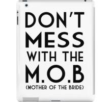 mob iPad Case/Skin
