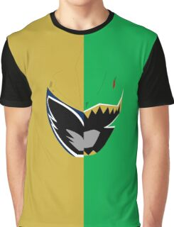 Gold N Green - Dino Charge Graphic T-Shirt