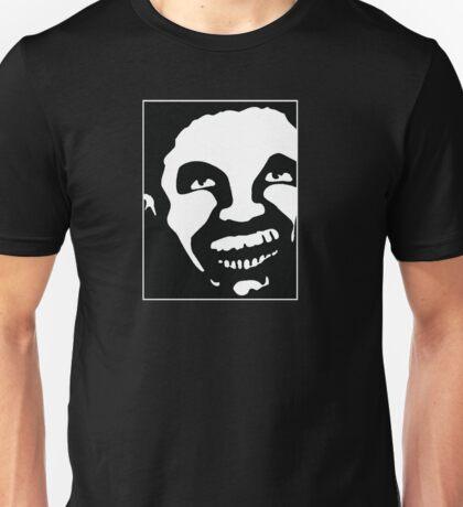Black Smoke Rises Unisex T-Shirt