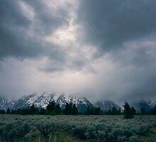 Grand Teton by jswolfphoto