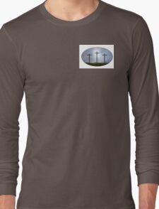 Three Crosses of Easter Long Sleeve T-Shirt