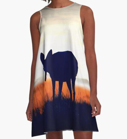 Doe, A Deer A-Line Dress