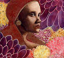Chysanthemum Princess by Whitney Mattila