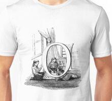 Child Alphabet Letter O  Unisex T-Shirt