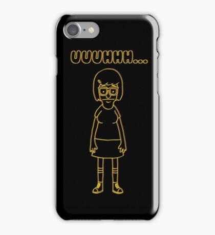 Tina Belcher Yellow iPhone Case/Skin