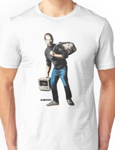 Banksy - Steve Jobs Unisex T-Shirt