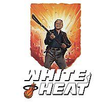 White Heat Photographic Print