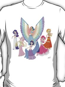 Belly Dancers of Equestria T-Shirt