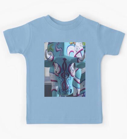 Painted Cow by Cathedral Youth, Ebrington Square Derry Kids Tee