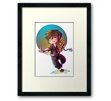 Sora - KH3 Framed Print