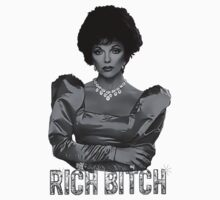 Rich Bitch (Grayscale Versatile Style)  by RobC13