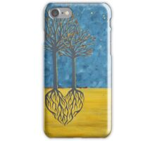 Growing Together iPhone Case/Skin