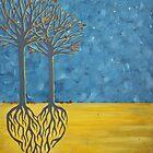 Growing Together by kkhanart