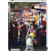 The Maddening Crowd iPad Case/Skin