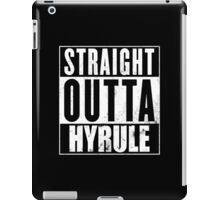 Straight Outta Hyrule iPad Case/Skin