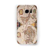 World map cases Samsung Galaxy Case/Skin