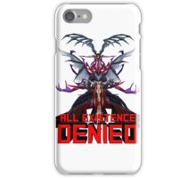 Final Fantasy VIII All Existence Denied iPhone Case/Skin