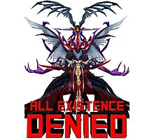 Final Fantasy VIII All Existence Denied Photographic Print
