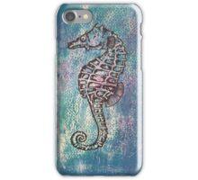 Seahorse iPhone Case/Skin