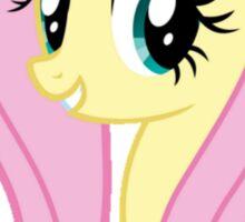 Fluttershy Is Best Pony Sticker