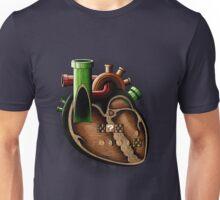 Plumbing in my heart Unisex T-Shirt