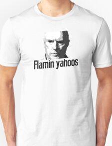 Australian TV Alf Stewart Flamin Yahoos Unisex T-Shirt