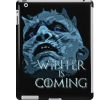 White Walkers are coming ( GOT ) iPad Case/Skin